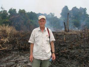 Allan Carlson, WWFs talesperson Afrika, tjuvjakt och biologisk mångfald