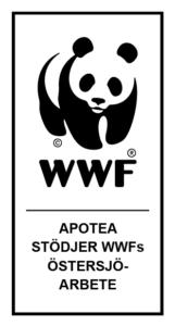 Apotea stödjer WWFs Östersjöarbete