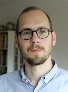 Gustav Strandberg, expert SMHI