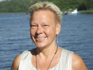 Inger Näslund, Havs- och fiskefrågor