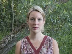Karin Glaumann, fiskeexpert