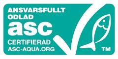 Miljömärkning Fisk ASC
