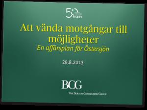 Att vända motgångar Presentation Östersjön