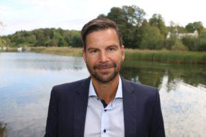 Ola Hansén, senior rådgivare hållbar energi och klimat