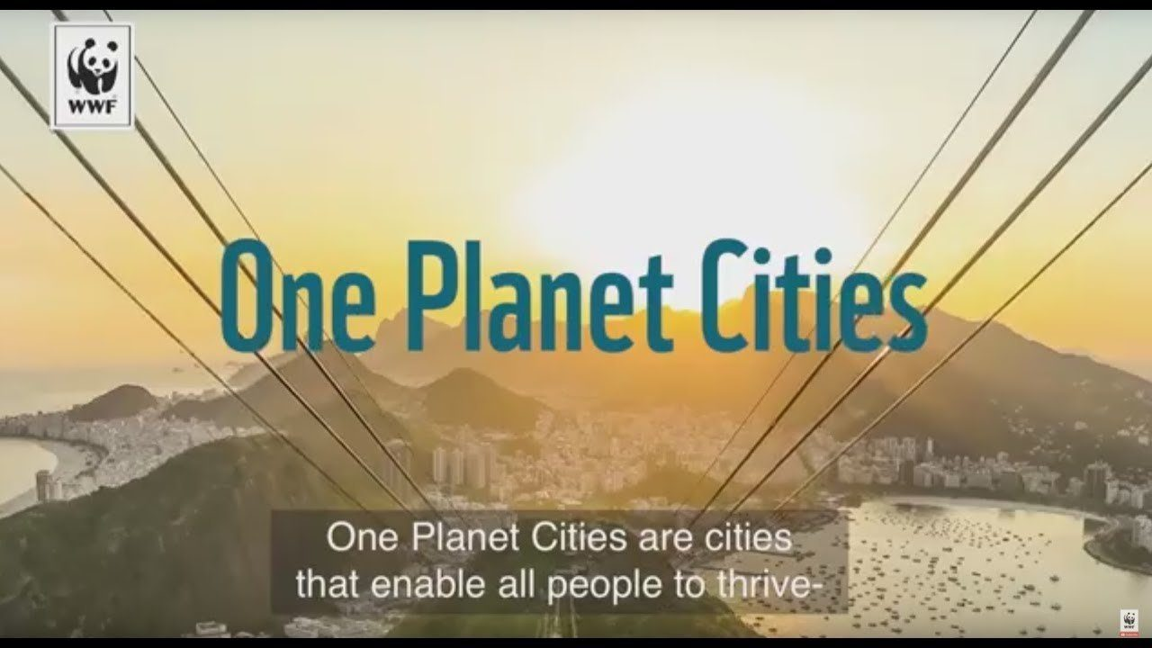One Planet Cities video