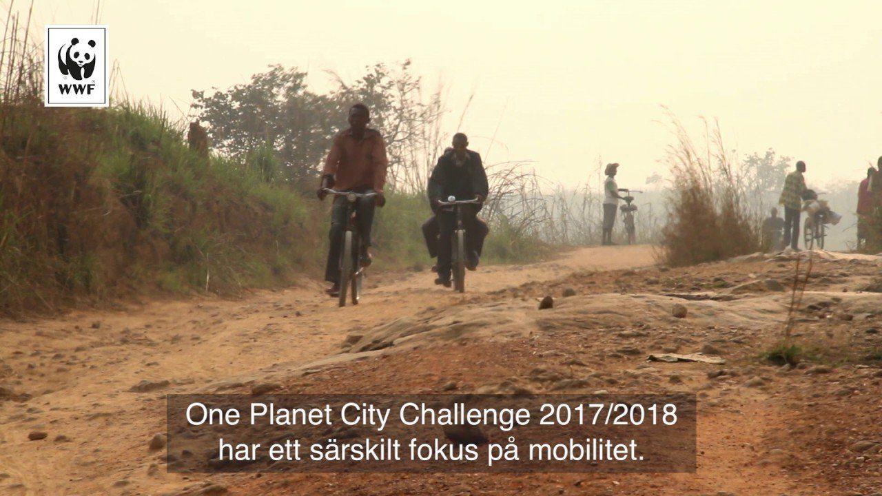Vår stad 2030 - video