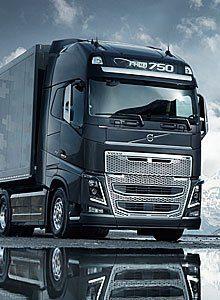 Volvo lastbil