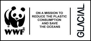 WWF-GLACIAL On a mission to reduce the plastic consumption and save the oceans