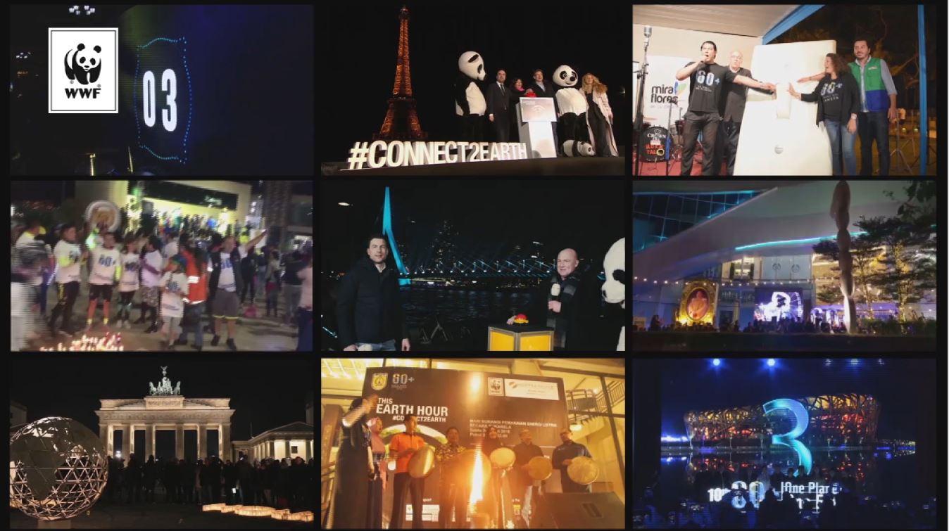 Earth Hour - Världsnaturfonden WWF