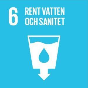 Mål 6 – Rent vatten och sanitet